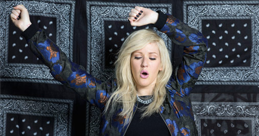 Ellie Goulding - Gifting - ASOS