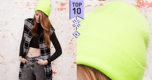 ASOS | TOP 10 WINTER ACCESSORIES