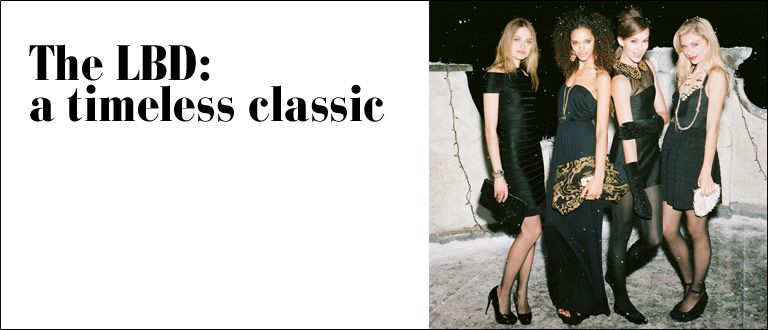 The LBD: a timeless classic - ASOS