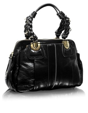 Chloe | Chloe New Season Leather Bowling Bag at ASOS :  fashion accessories designer bagsandpurses chloe