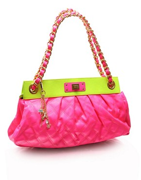 Pauls Boutique | Paul's Boutique Fluorescent Kirsty Bag at ASOS :  fashion accessory shoulder bag fashion accessories designer