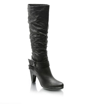 ASOS | ASOS Buckle Knee High Boots at ASOS :  knee high asos at
