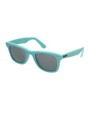 Ray-Ban | Ray-Ban Summer Wayfarer at ASOS :  wayfarer ray ban turquoise