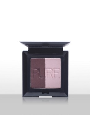 Pure - Eyeshadow Duo :  eye shadows eyes eyeshadow duo make up