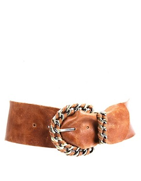 Warehouse | Warehouse Chain Buckle Belt at ASOS :  elastic belt waist belt 2800 fashion belt