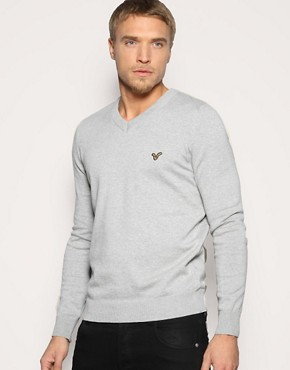 Voi Harrison V Neck Jumper