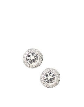Swarovski | Swarovski Angelic Earrings at ASOS :  pearl earrings 5400 silver earrings fashion jewelry