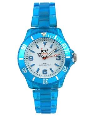 Ice Watch Neon Blue Big Watch