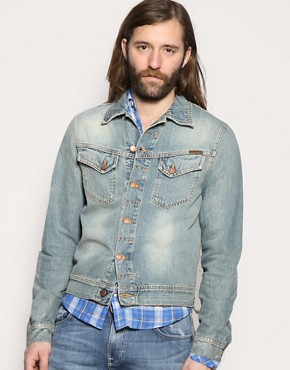 Nudie Conny Organic Authentic Denim Jacket