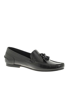 Hudson Popolo Tassel Loafers