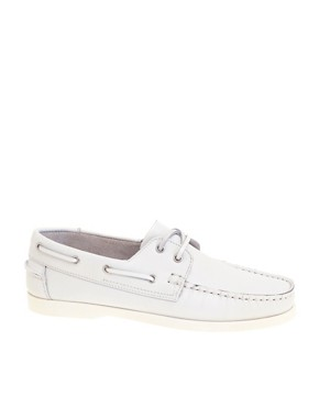 ASOS Leather Deck Shoes