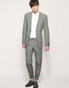 French Connection Parker Coldplay Cotton Suit