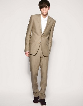 French Connection Parker The Specials Linen Suit