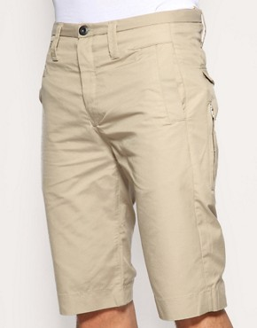 G-Star Work Rider Chino Tapered Short