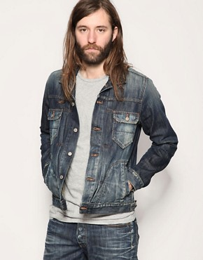 Edwin Fathom Denim Jacket