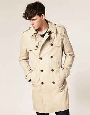ASOS Long Mac