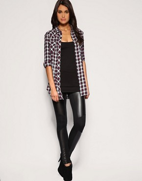 ASOS Jersey Panel Legging