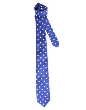 Richard James Spot Tie
