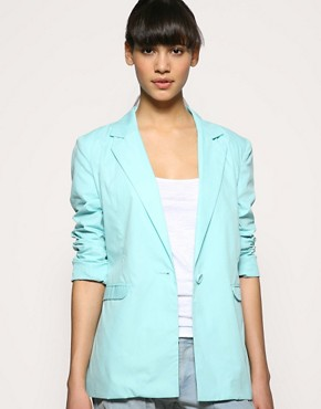 Minimum | Minimum Relaxed Tailored Blazer at ASOS :  blazer relaxed tailored minimum