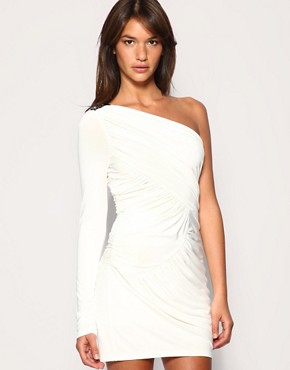 Forever Unique | Forever Unique Stud Shoulder Grecian Dress at ASOS :  memorial day forever unique stud shoulder grecian dress greece