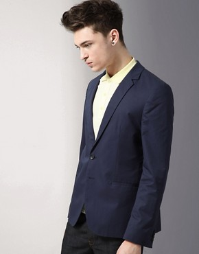 Hugo Arbon Two Button Blazer