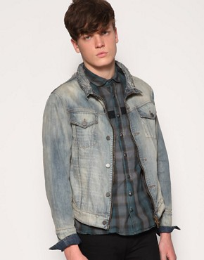 Bolongaro Trevor Denim Jacket