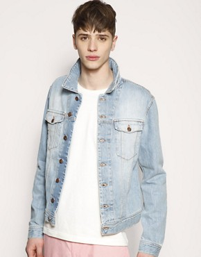 Filippa K Stone Wash Denim Jacket