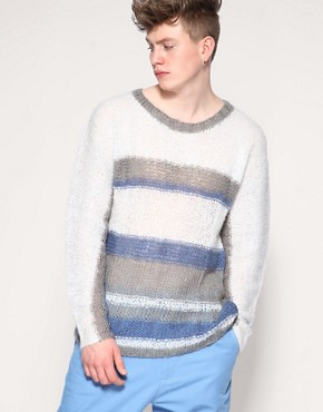 Uniforms For The Dedicated Loose Round Neck Jumper