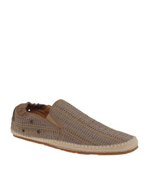 H By Hudson Inca Canvas Espadrilles