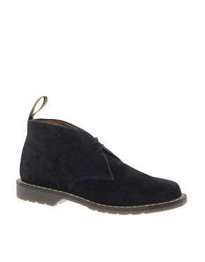 Dr Martens County Sawyer Suede Desert Boots