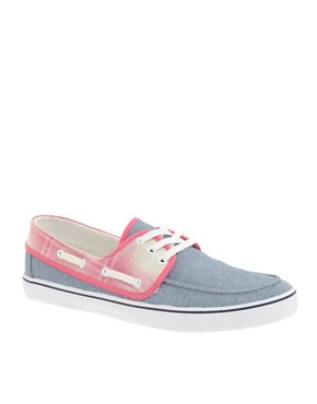 ASOS Rubber Sole Boat Shoes