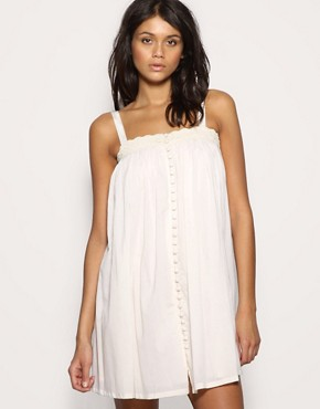 ASOS | ASOS Grosgrain Strap Dress at ASOS :  spring dress sexy dress chiffon dress strap dress