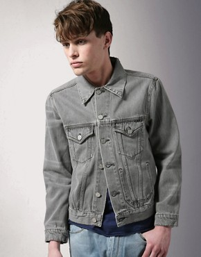 Acne Jam Denim Jacket