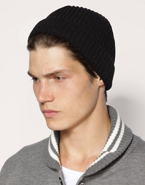 ASOS Tiny Turn-up Beanie