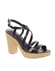 kupi French Connection Pandora rope sole strappy sandal proizvodjac French Connection na nasem Cipele i Moda sajtu