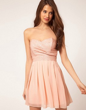 Image 1 of&nbsp;TFNC Dress with Sequin