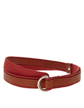 Sandqvist Canvas Belt