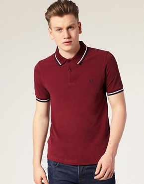 Fred Perry Футболка Twin Tipped.  149.99.