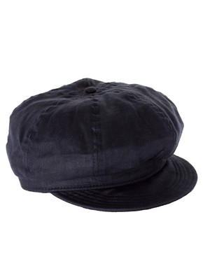 Brixton Hats Spoke Herringbone Baker Boy Cap