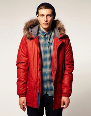 Paul Smith Jeans Down Filled Parka