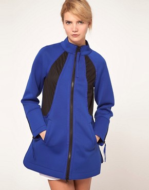 Image 1 of&#160;ASOS Colourblock Parka