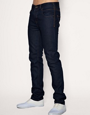 ASOS Indigo Slim Fit Jeans