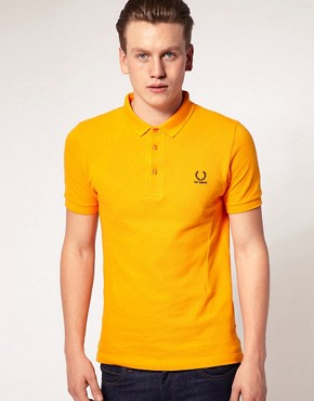 Raf Simons For Fred Perry Polo