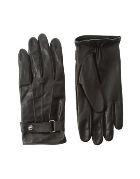 Firetrap Leather Gloves