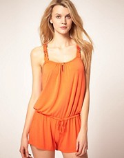 buy Seafolly Strappy Playsuit by Seafolly in swimsuits shop