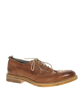 Northern Cobbler Lenok Crepe Sole Brogues
