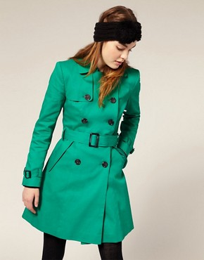 ASOS Classic Trench :  jacket coat asos asos classic trench coat
