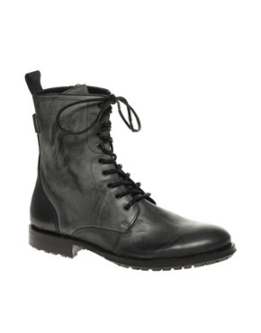 H By Hudson Westland Military Boots