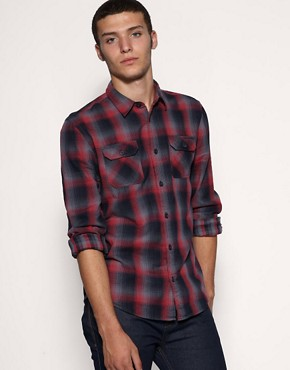 ASOS Rebel Check Shirt