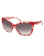 buy Dolce & Gabbana Cube Sunglasses by Dolce & Gabbana in swimsuits shop